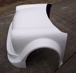 100mm roundfront racespec front side