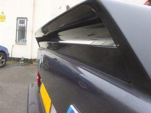 BMW E30 M3 Evo inner spoiler 4