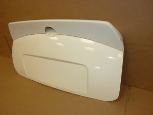 Bobtail Spoiler on Mk3 boot 2