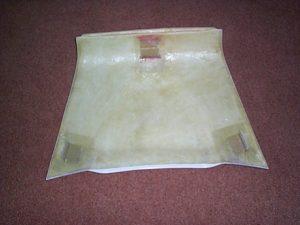 Deemax Bonnet off - hinge mounts