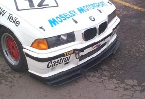 E36 Race front splitter mos