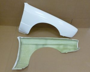 M3 E30 front wing Pair 2