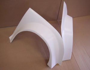Race spec wheel arches 4