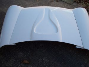 Venom Bonnet Rear