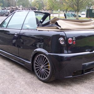 cabrio afterburners psx rear Gtr arches cad5b skirts