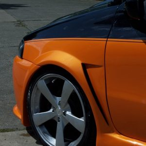 GT R front wing NS orange 3