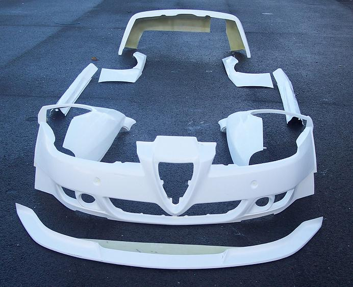 alfa romeo 156 btcc aero kit s2000 abs motorsport. Black Bedroom Furniture Sets. Home Design Ideas